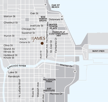 james-hotel-chicago-map